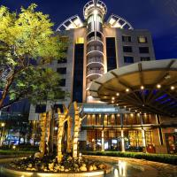 InterContinental Johannesburg OR Tambo Airport Hotel, hotel near O.R. Tambo International Airport - JNB, Kempton Park