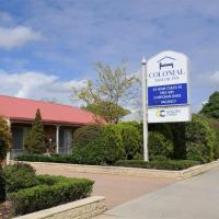 Colonial Motor Inn Bairnsdale Golden Chain Property, hotel in Bairnsdale