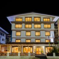 Lemon Tree Hotel, Thimphu, hotel in Thimphu