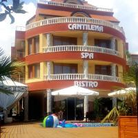 Cantilena Hotel, отель в Несебре