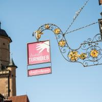 Hotel Turmdieb, hotel in Volkach
