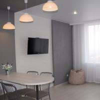 Новая, стильная, уютная двухкомнатная квартира