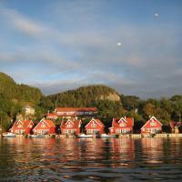 Solvåg Fjord Ferie, Hotel in Hjelmeland