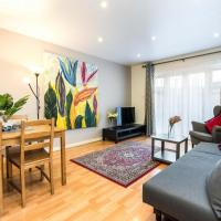 NEW 2BD Garden Flat Quick Access to Central London