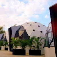 Adventure Dome Resort, hotel in Kep