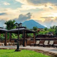Volcano Lodge, Hotel & Thermal Experience, hôtel à Fortuna