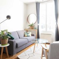 Newly renovated apartment near Belleville
