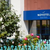 Novotel Suites Colmar Centre, hotel in Colmar