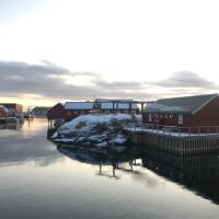 Ludvigbua, hotel in Stamsund