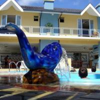 Ap com piscina a 300 mts da praia