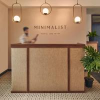 Minimalist Poshtel & Suites, hôtel à New Delhi (Hauz Khas)