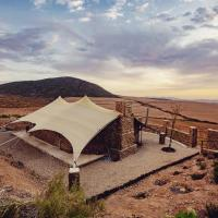 Hills Luxury Tented accomodation