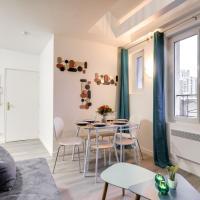 805 Suite Amazing, Luxious Duplex, Door of Paris
