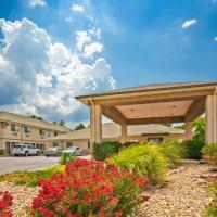 Best Western TimberRidge Inn, hotel in Grove