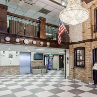 Howard Johnson by Wyndham Newark Airport, hotel in Newark