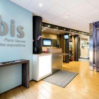 ibis Paris Vanves Parc des Expositions, viešbutis mieste Vanvas