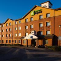 Holiday Inn Express Stoke-On-Trent, an IHG hotel, hotel in Stoke on Trent