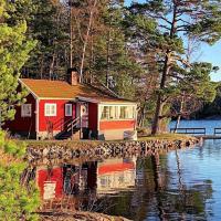 Holiday home ÅKERSBERGA IV