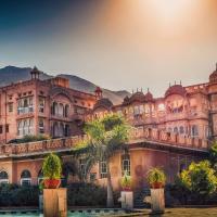 Patan Mahal, hotel in Pātan