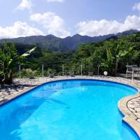 ENJOY TAHITI in PARADISE, hotel em Mahina