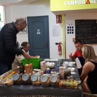 Campobase.box, hotel en El Médano