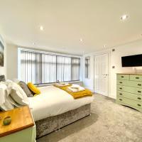 Luxury 2 Bed Groud Floor Apartment Lytham St Annes, hotel cerca de Aeropuerto internacional de Blackpool - BLK, Lytham St Annes