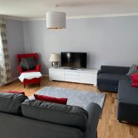Serviced Apartments East Kilbride Flat One, hotel in Glasgow