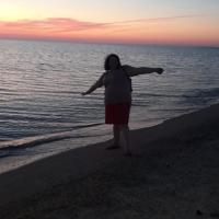Отдых у побережья Азовского моря