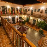 El Portal Del Marques, hotel in Cajamarca
