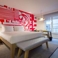 Radisson RED Brussels, hotel v Bruslju