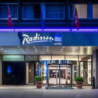 Radisson Blu, Basel, hotel in Basel