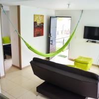 Wi-fi gratis, DirecTV, 3 piscinas y cerca al Parque del Cafe
