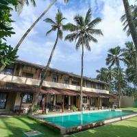 Maresia Beach Villa, hotel in Wadduwa