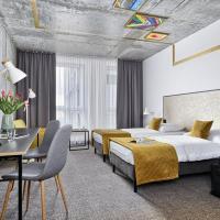 Hotel Arche Geologiczna, hotel in Warsaw