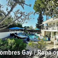 La Cigaliere Sitges gay only, hotel a Olivella