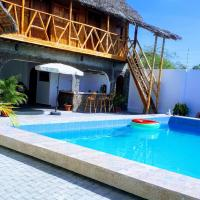 Hostal Villa Brisa, hotel em Ballenita