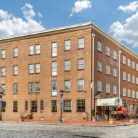 Admiral Fell Inn, Ascend Hotel Collection, hotel in Fells Point, Baltimore