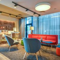 Holiday Inn Prague Airport, hotel near Vaclav Havel Airport Prague - PRG, Prague