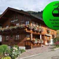 Das Bergfried - Urlaub zentral und ruhig!