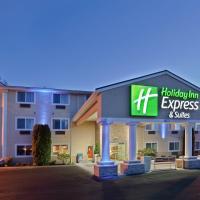 Holiday Inn Express Hotels & Suites Burlington, an IHG Hotel, hotel in Burlington