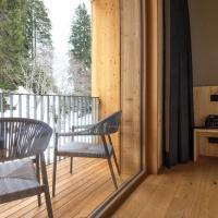 Campra Alpine Lodge & Spa, hotel a Olivone