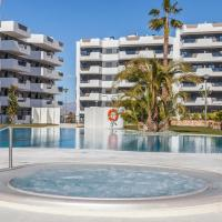 Nice apartment in Los Arenales del Sol w/ Outdoor swimming pool, WiFi and 2 Bedrooms