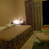 Kohutahia Lodge Tahiti Room pick-up needed 7 minutes by car from airport and Town