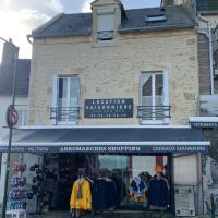 Appartement 3 Pièces Bord de mer Place du 6 Juin, hotel in Arromanches-les-Bains