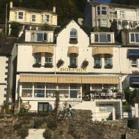 Dolphin Guest House, hotel in Looe