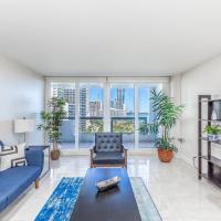 Ocean View Condo With Gorgeous Miami Sunset, hotel near Miami Seaplane Base - MPB, Miami