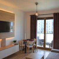 Silver Design Apartment Gdańsk