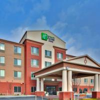 Holiday Inn Express Hotel & Suites Dewitt - Syracuse, hotel in East Syracuse