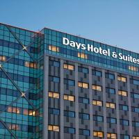 Days Hotel & Suites by Wyndham Incheon Airport, hotel in Incheon
