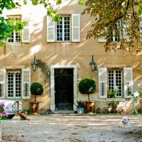 B&b Guest House Domaine le Clos du Pavillon Provence, hotel in Brignoles